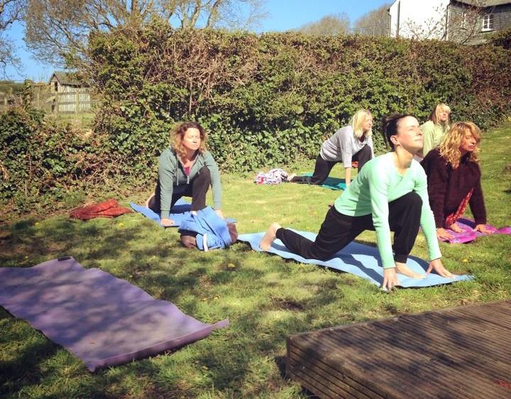 Garden Yoga apr 15